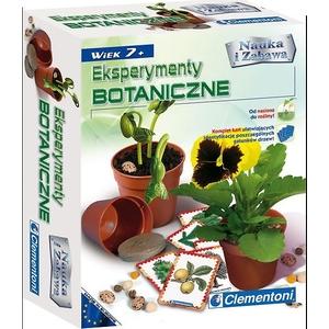 Eksperymenty Botaniczne - Clementoni
