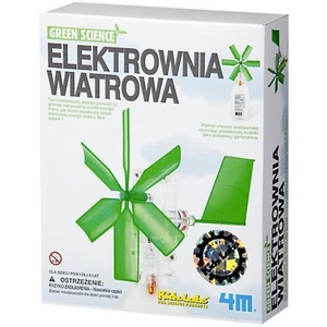 Elektrownia Wiatrowa - 4M