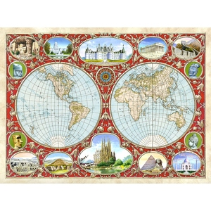 Mapa 2000 Elementów - Castor