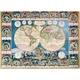 stara-mapa-swiata-1500-elementow-clementoni