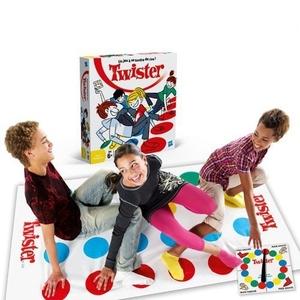 Twister Zabawa Ruchowa - Hasbro