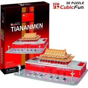 Puzzle 3D Tiananmen - Cubic Fun