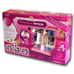 Mirrorkal Princess And Witch - Recent Toys