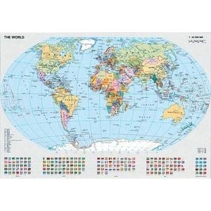 Polityczna Mapa Świata - Ravensburger