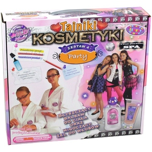 Tajniki Kosmetyki Party - Dromader