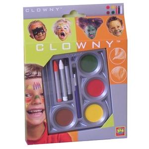Farbki Clowny Zestaw Indianin - Ses