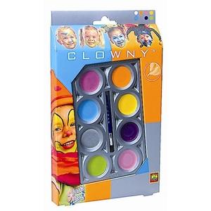 Farbki Clowny Trendy 8 Kol. - Ses