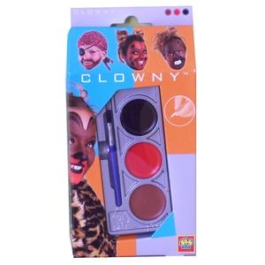 Farbki Clowny Pirat - Ses