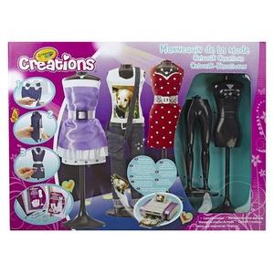 Dom Mody Zestaw Do Projektowania Crayola Zabawki Edukacyjne Dla Dzieci Sklep