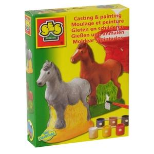 Zestaw Do Odlewów Gipsowych Koń - Ses