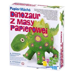 Dinozaur Z Masy Papierowej - 4M