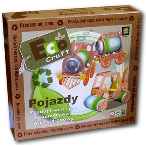 Eco Craft Pojazdy - Russell