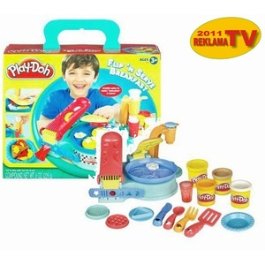 Ciastolina PlayDoh Śniadanie - Hasbro