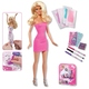 Barbie Studio Projektowe - Mattel