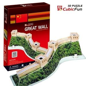 Puzzle 3D Wielki Mur Chiński - Cubic Fun