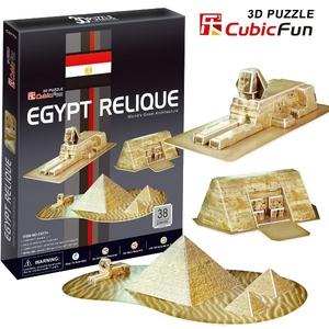 Puzzle 3D Egipskie Budowle