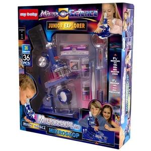 Mikroskop Dla Dziecka Młody Badacz - My Baby