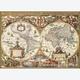 antyczna-mapa-swiata-1000-elementow-ravensburger