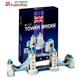 Puzzle 3D Tower Bridge - Cubic Fun