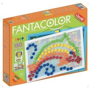 Fantacolor Mozaika Rybka 150 Elementów - Quercetti