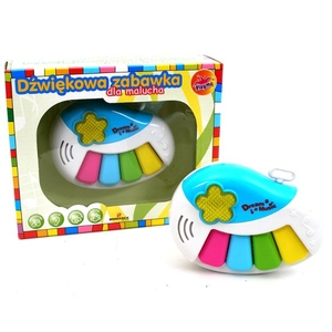 Zabawka Muzyczna Pianinko - Brimarex
