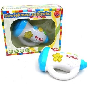 Zabawka Muzyczna Trąbka - Brimarex