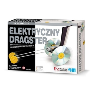 Elektryczny Dragster - 4M