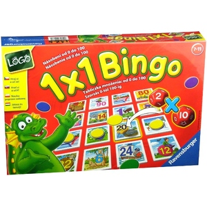Gra Bingo 1x1 New - Ravensburger