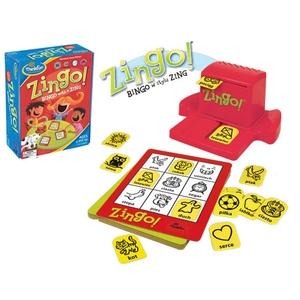 Gra Zingo! Bingo W Stylu Zingo - Thinkful
