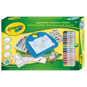Zestaw Do Nauki Rysowania De Lux - Crayola