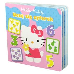 Uczę Się Cyferek Książka Hello Kitty - Egmont