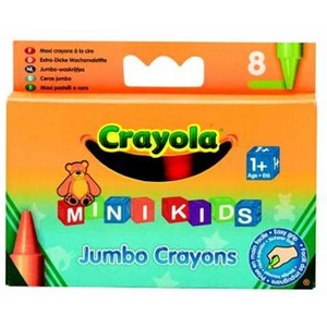 Kredki Świecowe Jumbo - Crayola