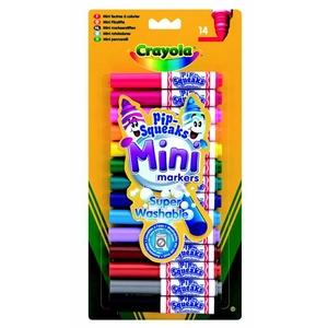 Zestaw Mini Markerów 14 Sztuk - Crayola