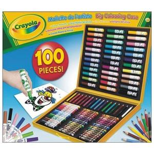 Walizka Z Przyborami 100 Elementów - Crayola