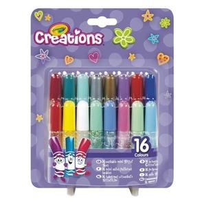 Klej Brokatowy 16 Kolorów - Crayola