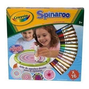 Zestaw Spinaroo - Crayola
