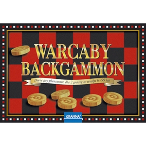 Gra Warcaby Backgammon - Granna