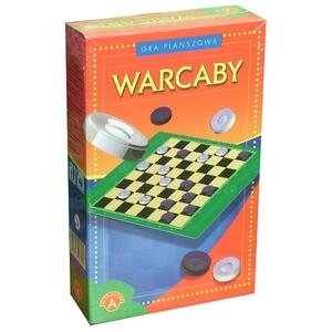 Gra Warcaby Mini - Alexander