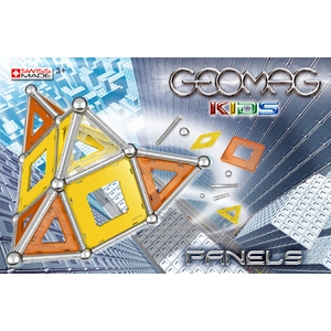Giochi Preziosi Geomag Kids Panels 74 Elementy - Geomag