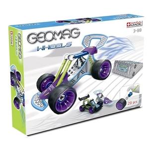 Geomag Wheels Zestaw 29 Elementów - Geomag