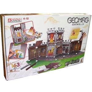 Geomag World My Castle 163 Elementy - Geomag