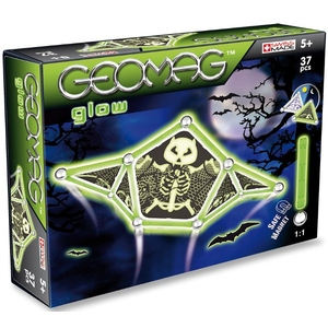 Geomag Kids Panels Glow 37 Elementów - Geomag