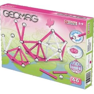 Geomag World Kids Color Girl 66 Elementów - Geomag