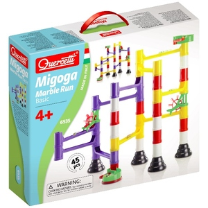 Marble Run Basic 45 Szt. - Quercetti