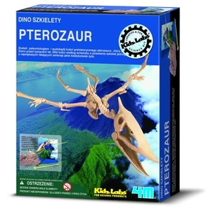 Wykopaliska Pteranodon - 4M