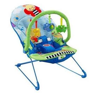 Leżaczek Z Zabawkami - Fisher Price