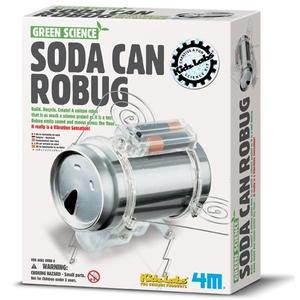 Robot Insekt Z Puszki - 4M