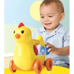 Zabawka Dla Najmłodszych. Parada Jaj - Tomy
