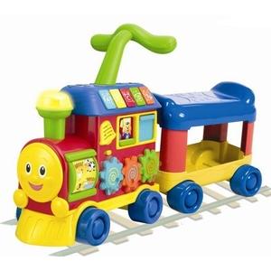 Pociąg Pchacz Muzyczny Chodzik - Smily Play