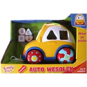 Auto Z Dźwiękiem - Smily Play